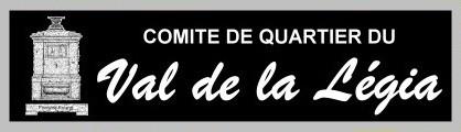 Comité de quartier du Val de la Légia Logo